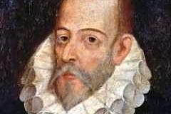 9 жовтня 2017 р. - 470 років від дня народження  Мігеля де Сервантеса Сааведри,  іспанського письменника  (1547-1616)