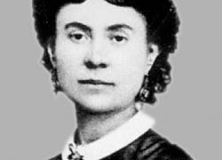 5 травня – 190 років від дня народження Ганни Барвінок, української письменниці (1828–1911)