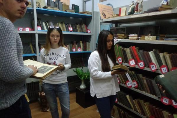 Відзначили  Всеукраїнський день бібліотек !